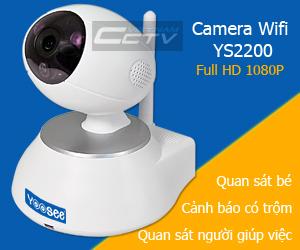YooSee, Camera IP wifi YooSee, Camera không dây, bán Camera YooSee giá rẻ